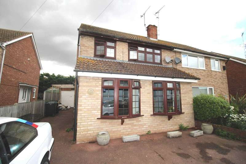 3 Bedrooms Semi Detached House for sale in Plume Avenue, Maldon