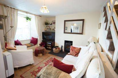 2 Bedrooms Terraced House for sale in Goldsithney, Penzance, Cornwall