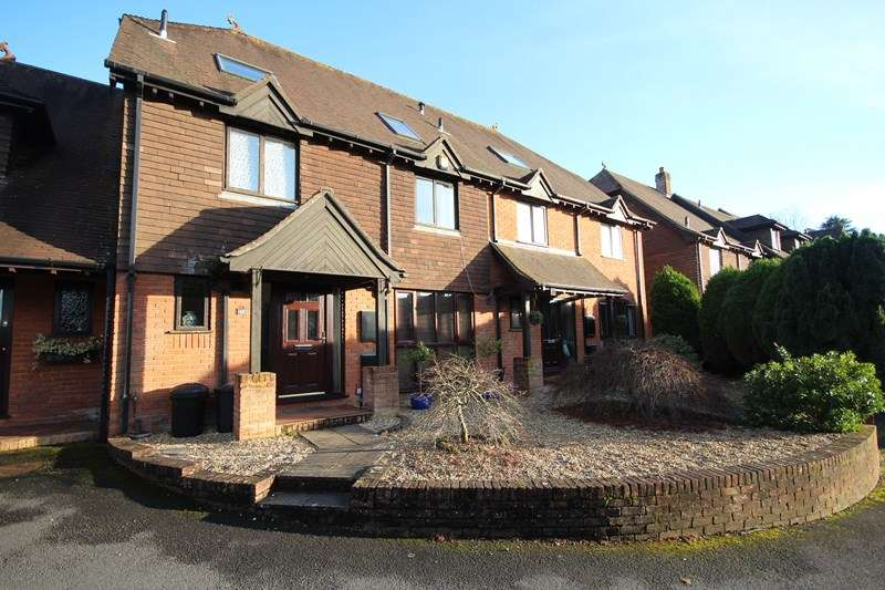 4 Bedrooms Terraced House for sale in Moorland Gate, Ringwood