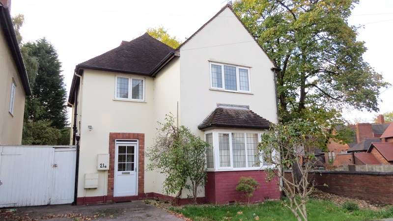 3 Bedrooms Detached House for sale in Larches Lane, Wolverhampton