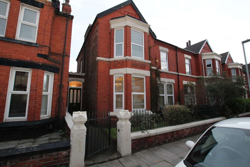 4 Bedrooms Terraced House for sale in Neville Road, Waterloo, Liverpool, L22