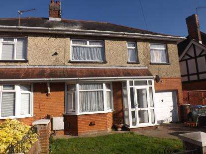 3 Bedrooms Semi Detached House for sale in Coxford, Southampton, Hampshire