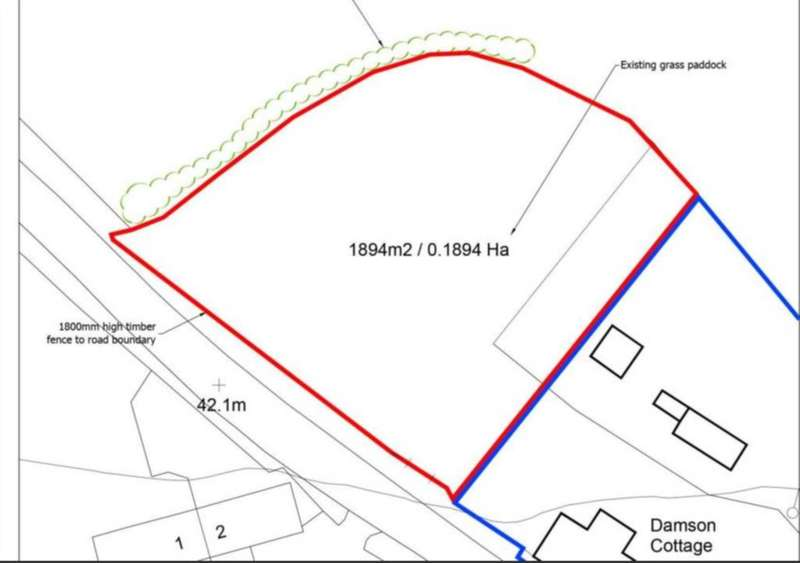Land Commercial for sale in Building Plots, Necton Road, Holme Hale