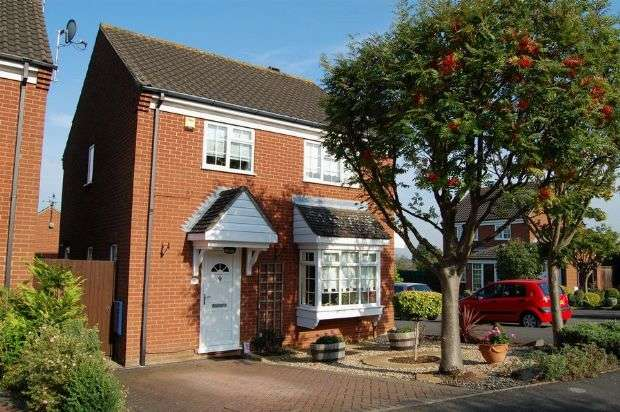 3 Bedrooms Detached House for sale in Princess Close, Abington Vale, Northampton NN3 3NR