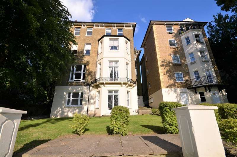 2 Bedrooms Ground Flat for sale in Uplands, London Road, Harrow On The Hill, HA1 3LY