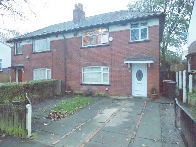 3 Bedrooms Semi Detached House for sale in Valpy Avenue, Bolton, BL2