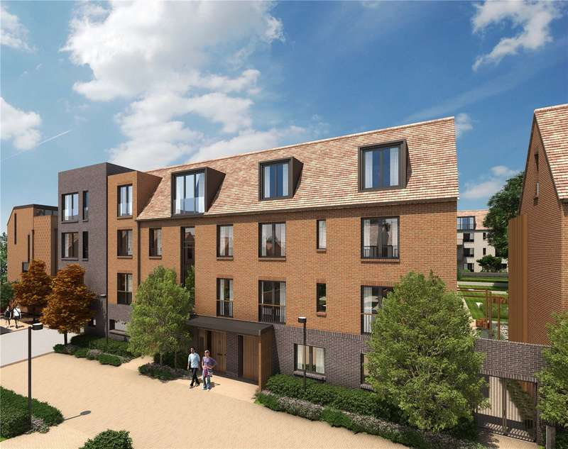 1 Bedroom Flat for sale in Garden Apartments, Woodside Square, London, N10