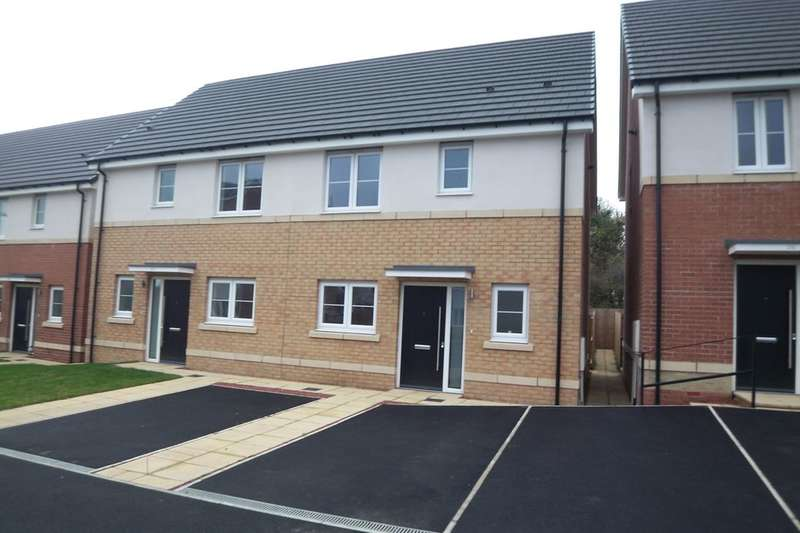 3 Bedrooms Semi Detached House for sale in Strother Way, Cramlington, NE23