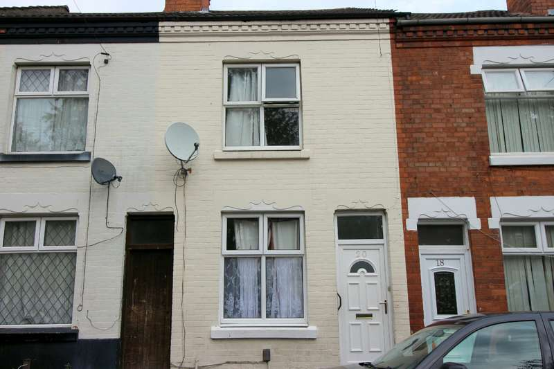 3 Bedrooms Terraced House for sale in St Elizabeths Road, Foleshill, Coventry, CV6
