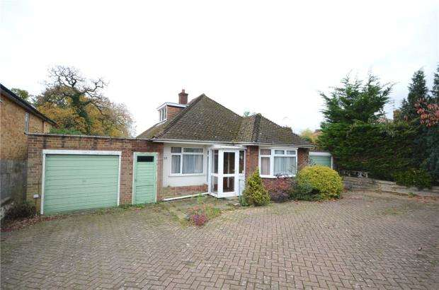 4 Bedrooms Detached Bungalow for sale in The Horse Close, Emmer Green, Reading
