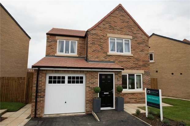 3 Bedrooms Detached House for sale in *The Mason Plot 140*, Eden Field, Newton Aycliffe, Durham