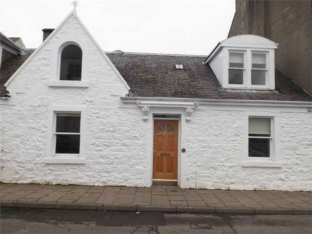 3 Bedrooms Terraced House for sale in Well Road, Moffat, Dumfries and Galloway
