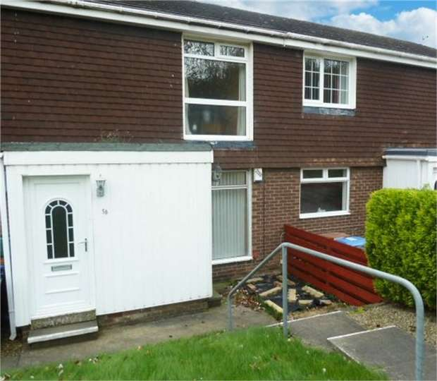 2 Bedrooms Flat for sale in Wensley Close, Ouston, Chester le Street, Durham