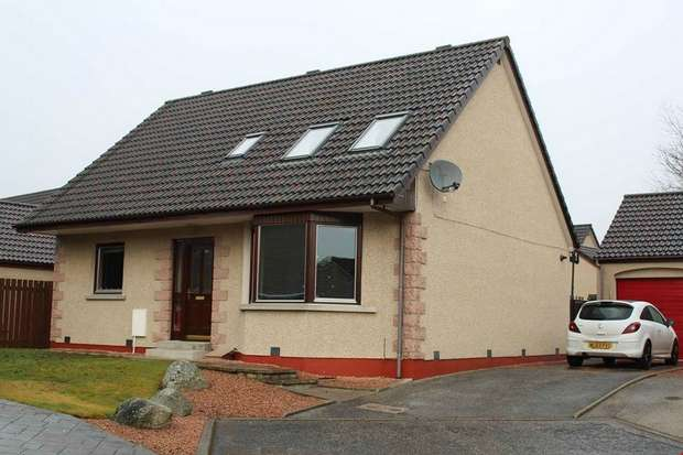4 Bedrooms Detached House for sale in Daun Walk, Kemnay, Inverurie, Aberdeenshire