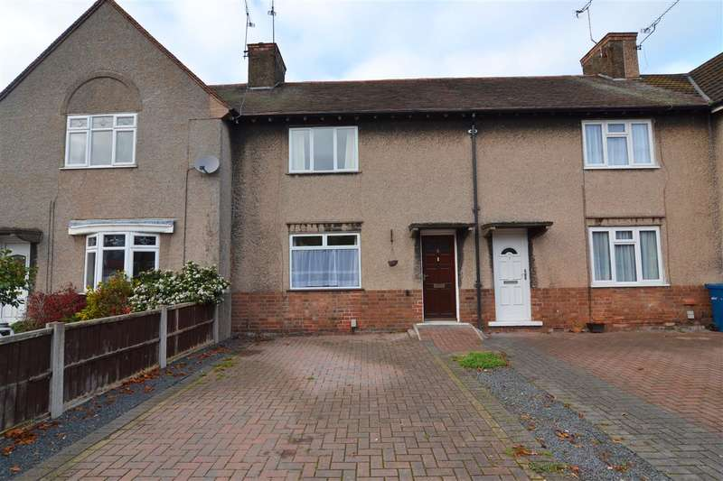2 Bedrooms Terraced House for sale in West Close, Stafford