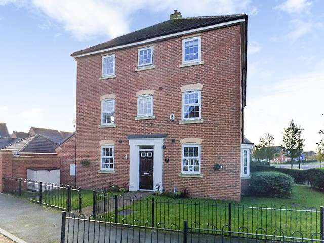 4 Bedrooms House for sale in Odessa Walk, Great Sankey, Warrington