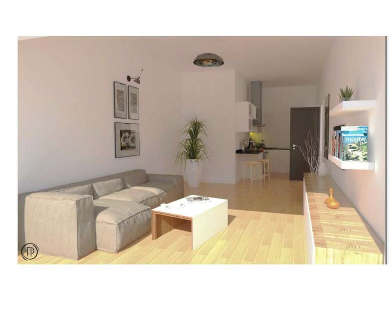 2 Bedrooms Flat for sale in Craven Park, Church End