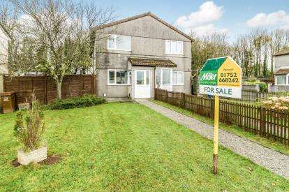 1 Bedroom End Of Terrace House for sale in Woolwell, Plymouth, Devon