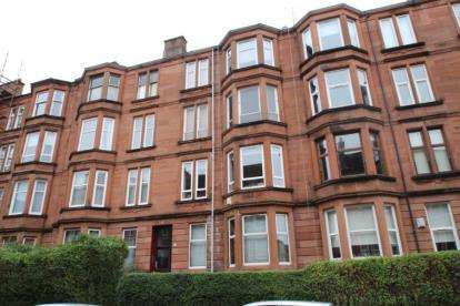 2 Bedrooms Flat for sale in Garthland Drive, Dennistoun, Glasgow