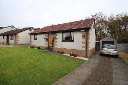2 Bedrooms Bungalow for sale in Dalmailing Avenue, Dreghorn, Irvine, North Ayrshire
