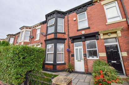 4 Bedrooms Terraced House for sale in Rothbury Terrace, Heaton, Newcastle Upon Tyne, Tyne and Wear, NE6