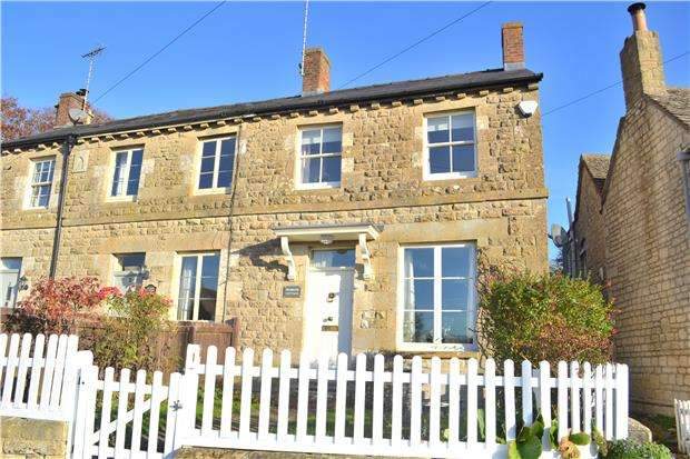 2 Bedrooms Cottage House for sale in Primrose Cottage, 1 The Green, Coberley, Cheltenham, Glos, GL53 9QZ