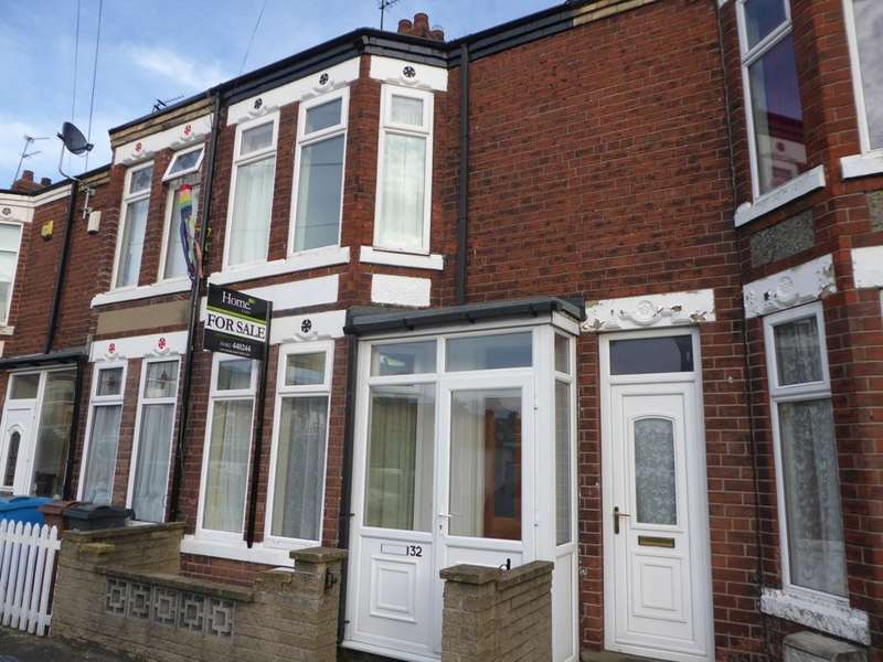 2 Bedrooms House for sale in Marne Street, Hull, HU5 3SU