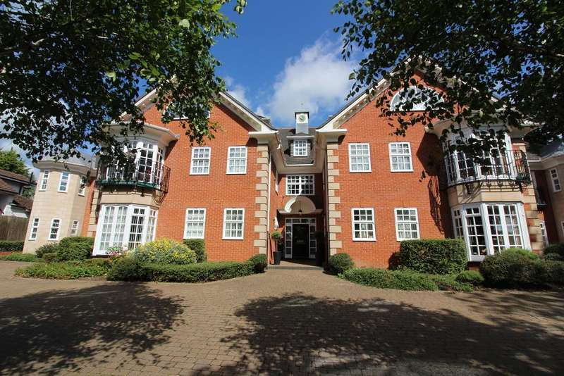 2 Bedrooms Flat for sale in Knoll Court, Station Road, Orpington, Kent, BR6 0SD