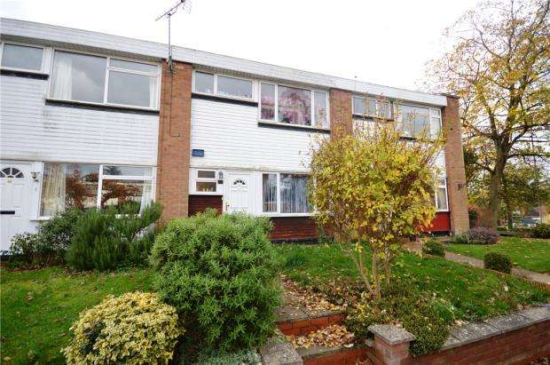3 Bedrooms Terraced House for sale in Chiltern Gardens, Leighton Buzzard