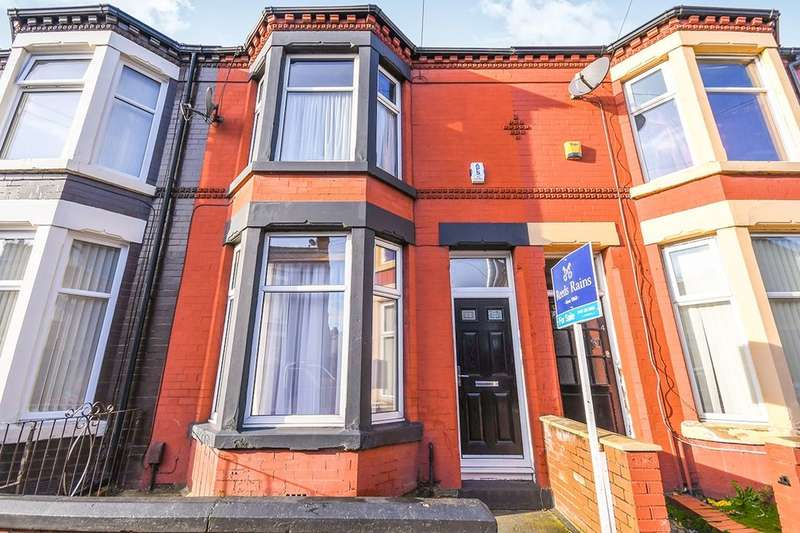 3 Bedrooms Terraced House for sale in Cobham Avenue, Liverpool, L9