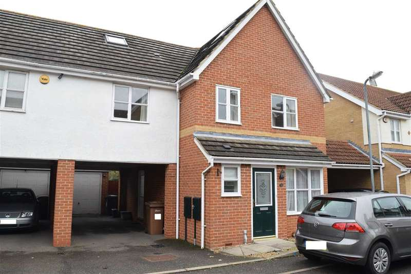 4 Bedrooms House for sale in Isaac Square, Great Baddow, Chelmsford
