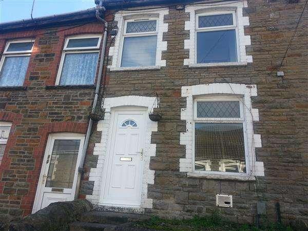 2 Bedrooms Terraced House for sale in Phillip Street, Pontypridd