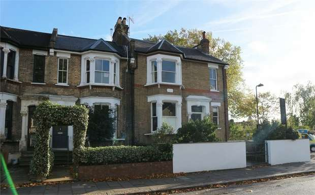 1 Bedroom Flat for sale in Grayling Road, London