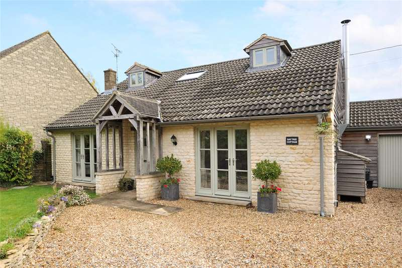 3 Bedrooms Detached House for sale in Nettleton Green, Nettleton, Wiltshire, SN14