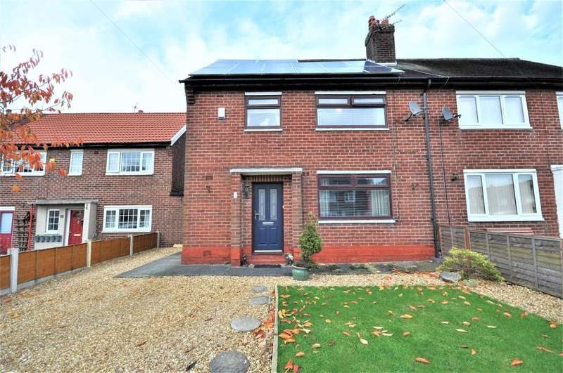 3 Bedrooms Semi Detached House for sale in Bartle Place, Ashton, Preston, Lancashire, PR2 1LS