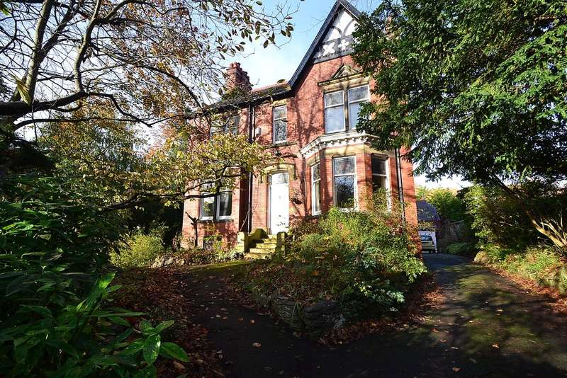 4 Bedrooms Detached House for sale in Davenport Park Road, Davenport, Stockport SK2 6JS