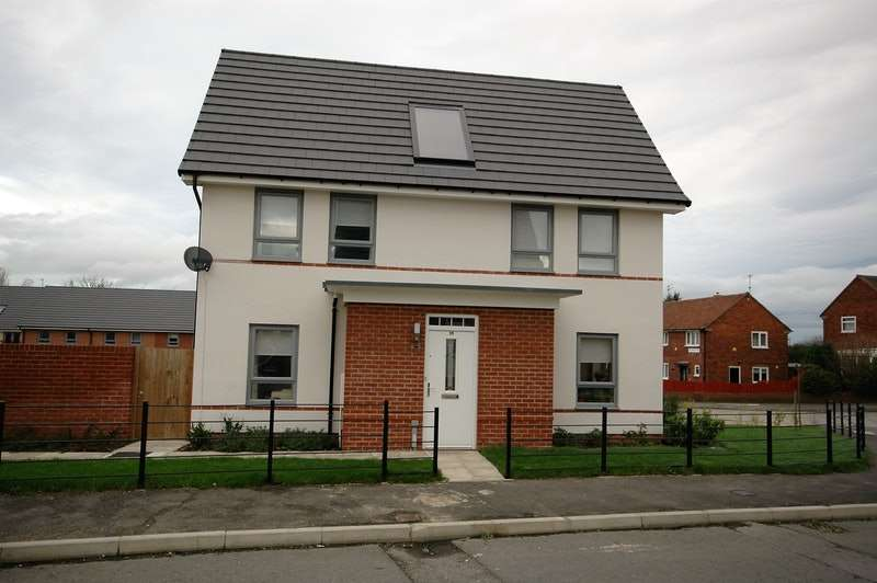 3 Bedrooms Detached House for sale in Byrewood Walk, Newcastle upon Tyne, County Durham, NE3