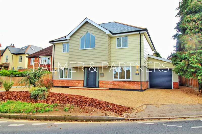 4 Bedrooms Detached House for sale in Church Lane, Lexden, Colchester