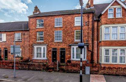 4 Bedrooms End Of Terrace House for sale in Tavistock Street, Bedford, Bedfordshire