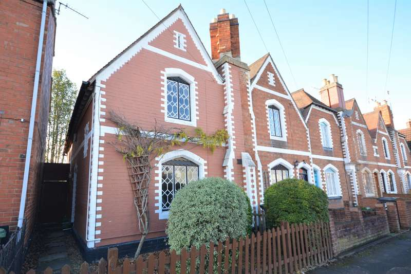 2 Bedrooms End Of Terrace House for sale in Melbourne Street East, Gloucester, GL1 4NR