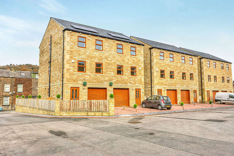 4 Bedrooms Semi Detached House for sale in Mill Bank Close, Derdale Street, Todmorden, OL14