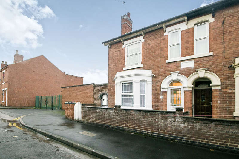 3 Bedrooms Semi Detached House for sale in Minerva Street, Nottingham, NG6