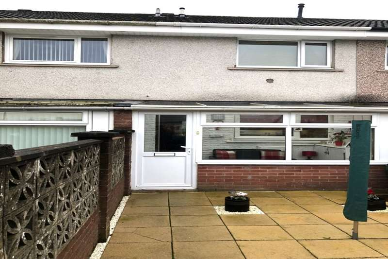 2 Bedrooms Property for sale in Sutherlands Way, Heathhall, Dumfries, DG1