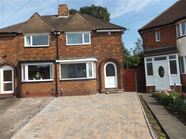 3 Bedrooms Semi Detached House for rent in Tiffield Road, Yardley, Birmingham