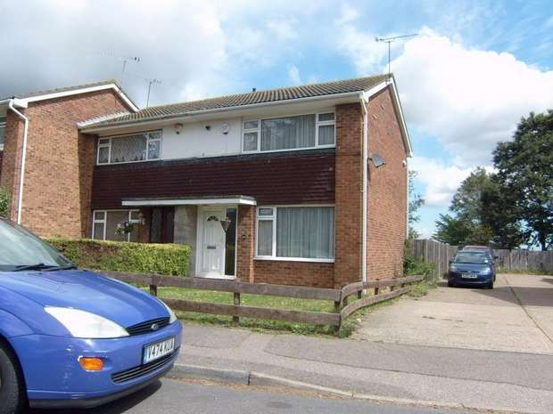 2 Bedrooms Terraced House for sale in Hilton Drive, SITTINGBOURNE, Kent