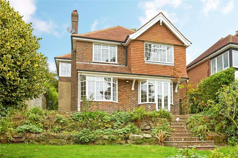 4 Bedrooms Detached House for sale in Sunnybank Close, Mayfield, East Sussex, TN20