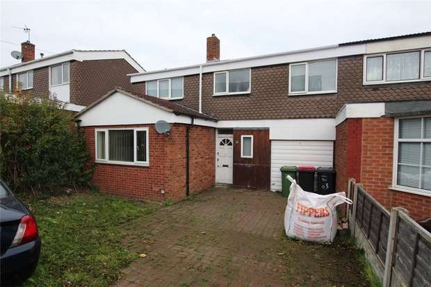 4 Bedrooms End Of Terrace House for sale in Park Avenue, Polesworth, Tamworth, Staffordshire
