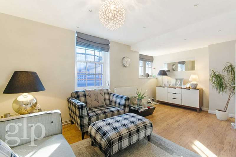 2 Bedrooms Flat for sale in Dickens House, London, WC1N