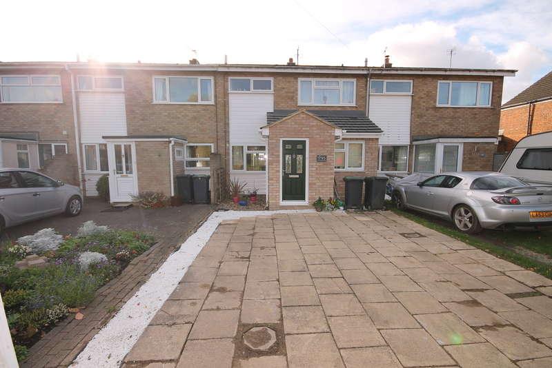 3 Bedrooms Terraced House for sale in Lower Shelton Road, Lower Shelton, MK43