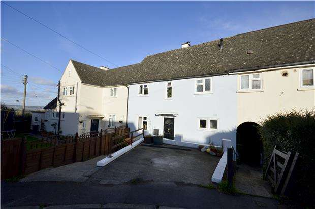 3 Bedrooms Terraced House for sale in Middle Tynings, Nailsworth, Gloucestershire, GL6 0EG